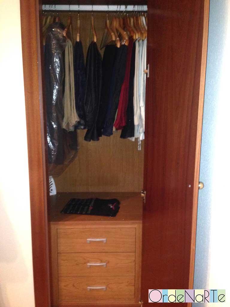 armario de vestir