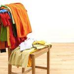donde poner la ropa