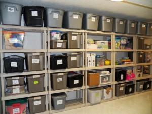 Etiquetas para botes y cajas ordenados - Ideas para trasteros ...