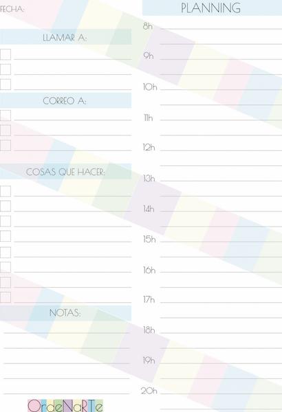 diario-planning