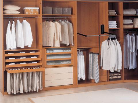 Si tienes un marido ordenado tienes un tesoro - Vestir un armario por dentro ...