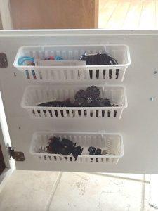 Soluciones de almacenaje para ba os peque os y con poco espacio - Almacenaje para banos ...