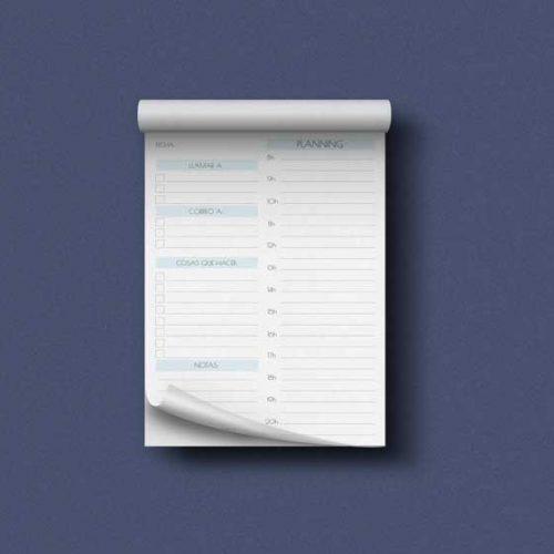 cómo planificar el tiempo