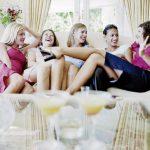 organizar un plan divertido con las amigas