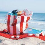 bolsa de la playa