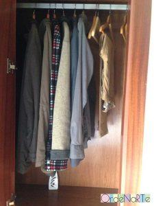 armario del trabajo