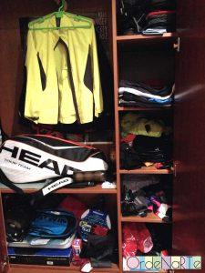 armario deporte