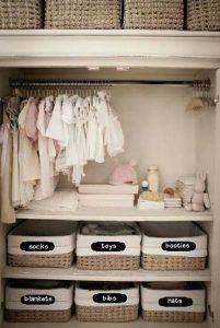 ideas para tener el armario siempre bien ordenado