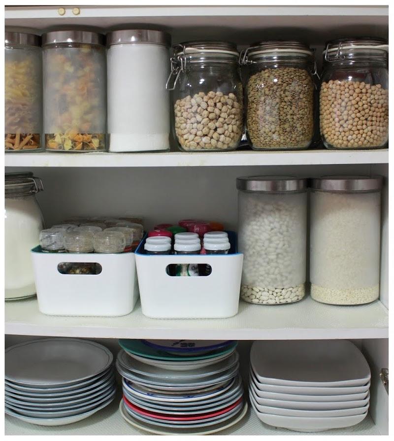 Semana 4 ordenar la despensa y mantener el orden for Armario despensa cocina