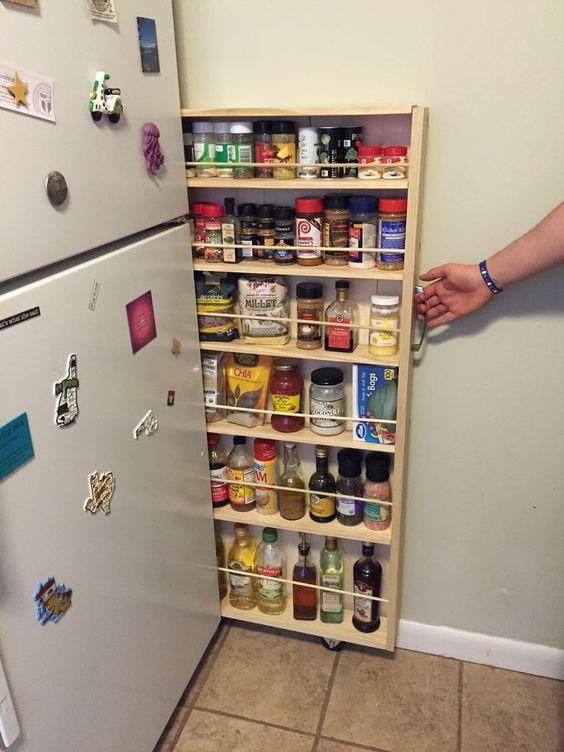 Semana 3 Como Ordenar La Cocina Entera Y Aprovechar El Espacio - Almacenaje-cocina