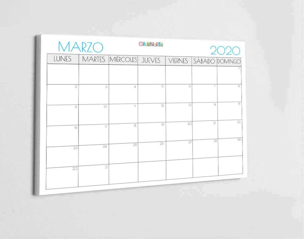 calendario-marzo-oficina-ordenarte